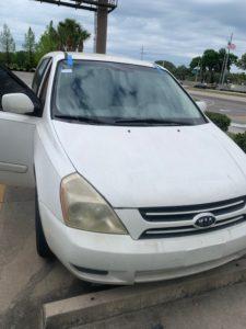 Car windshield fix